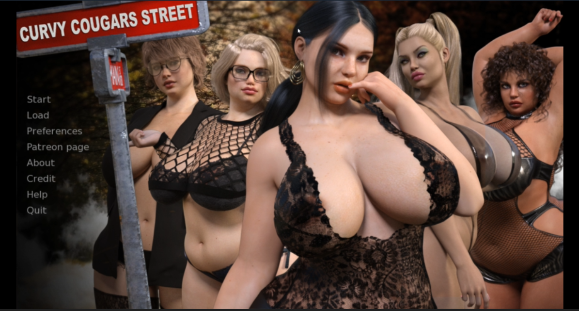 CURVY COUGARS STREET – WALKTHROUGH  (TUTORIAL)